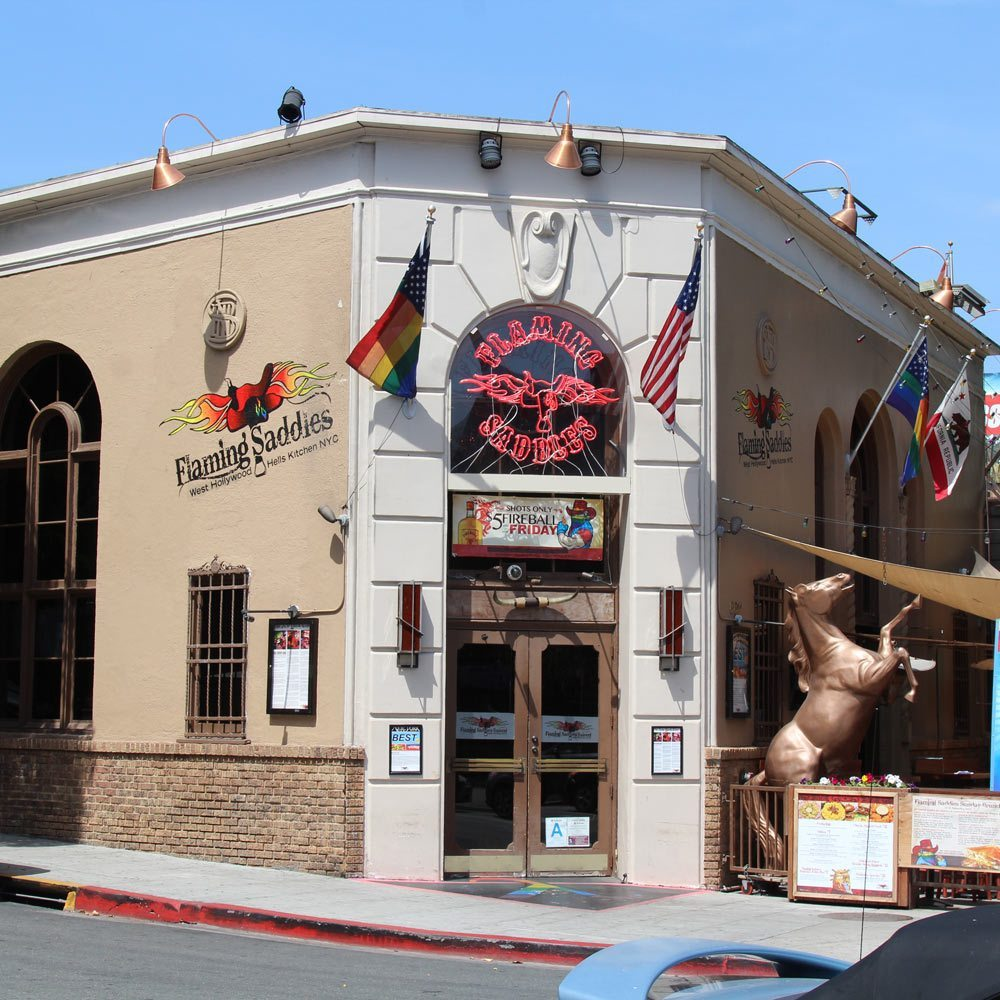 City of West Hollywood: Historic Preservation | 8811 Santa Monica ...